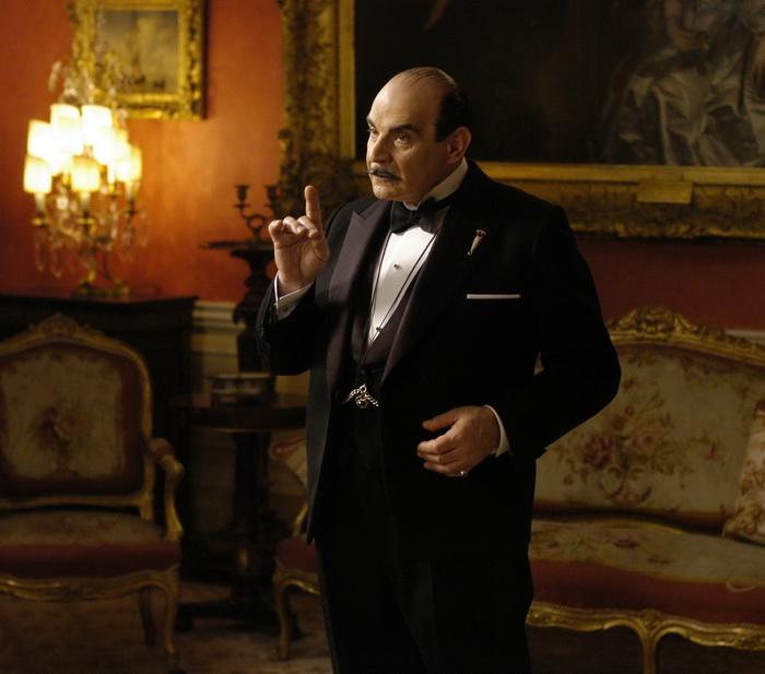 Впервые Эркюль Пуаро появился в романе Агаты Кристи «Таинственное происшествие в Стайлзе»