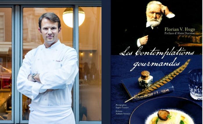 Потомок писателя Флориан Гюго - профессиональный повар