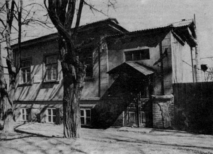 Дом в Новочеркасске, в котором жил Николай Дубовской