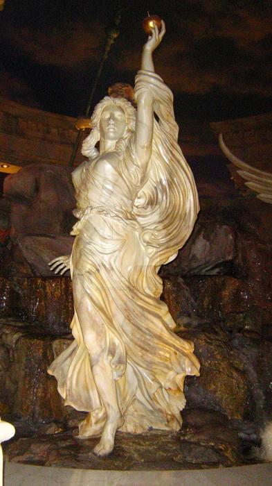 Древнегреческая богиня Эрида стала символом культа