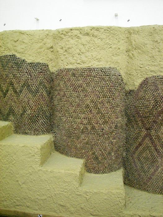 Мозаика царского дворца в Месопотамии