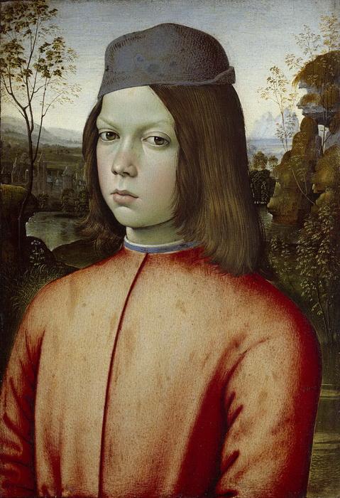 «Портрет мальчика»