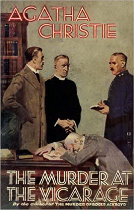Первый роман о мисс Марпл - «Убийство в доме викария»