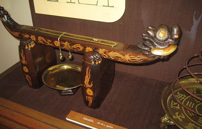 Так выглядел будильник в Древнем Китае