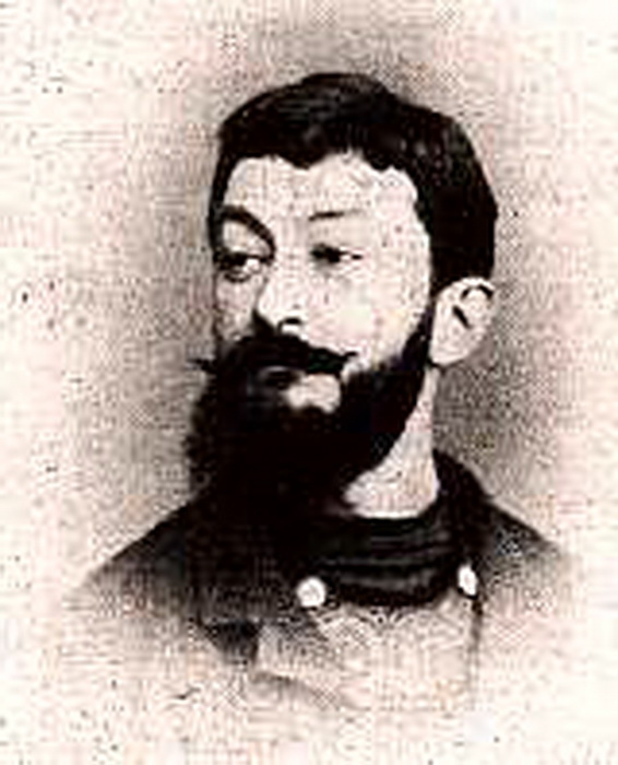 Джон-Антуан Но - лауреат премии в 1903 году