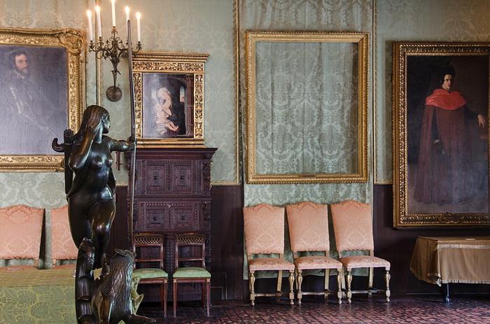 Музей Изабеллы Гарднер в Бостоне