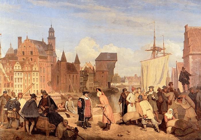 Англия в XVII веке