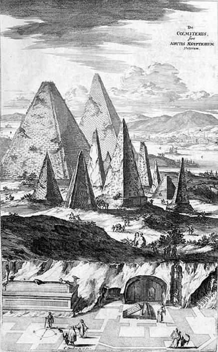 Афанасий Кирхер, ученый-полимат и египтолог XVII века