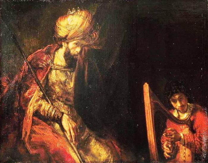 За время своего существования картина неоднократно подвергалась обработке и реставрации, старый лак пожелтел и потрескался