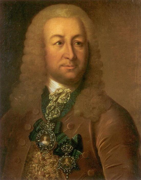Иоганн Лесток