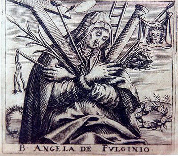 Анджела из Фолиньо