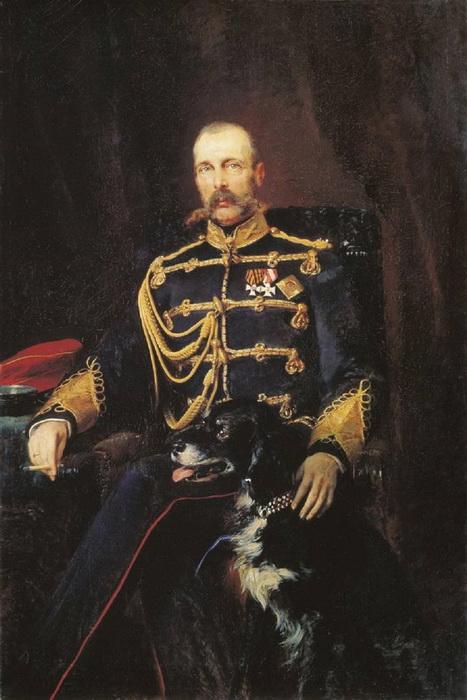 К. Маковский. Александр II