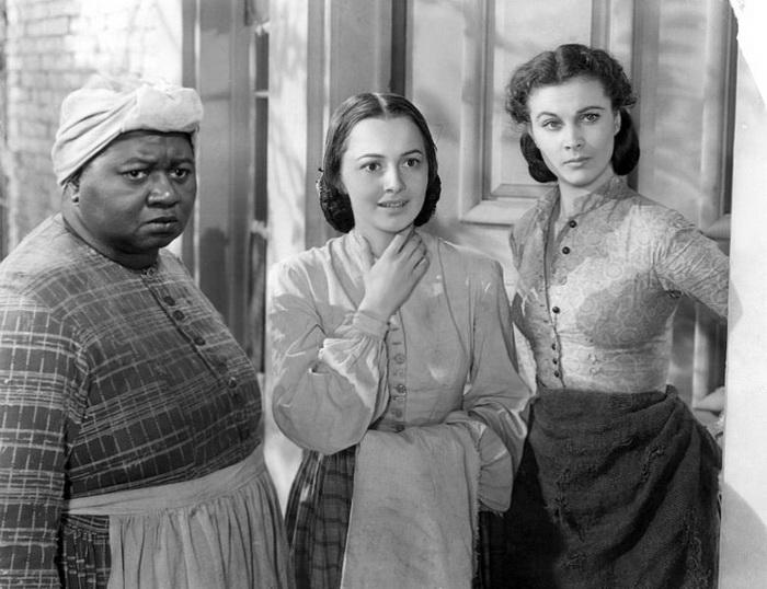 Хэтти Макдэниэл в фильме 1939 года «Унесенные ветром»