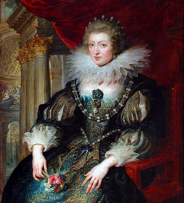 Анна Австрийская не только обеспечила Мазарини положение первого министра, но и фактически передала ему власть над страной