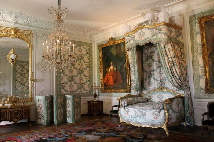 Внутреннее убранство Версальского дворца