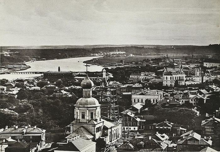 Крымский брод. Фото 1867 года