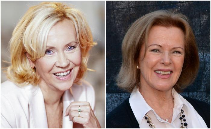 Агнета и Анни-Фрид в 2013 году. Источник: wikipedia.org