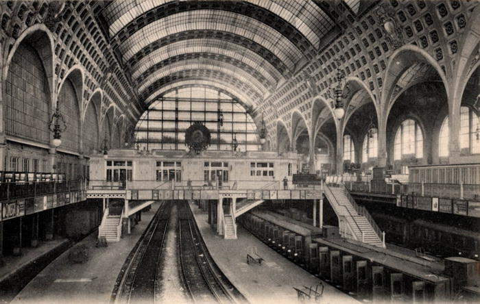 Вокзал Орсэ