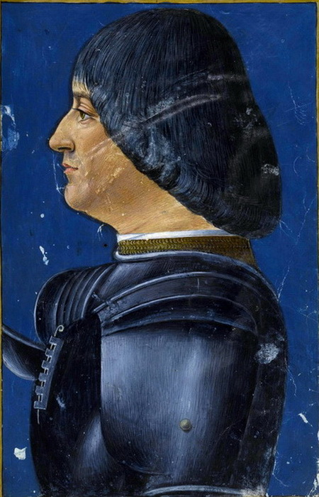Лодовико Сфорца, прозванный Моро (Мавр)