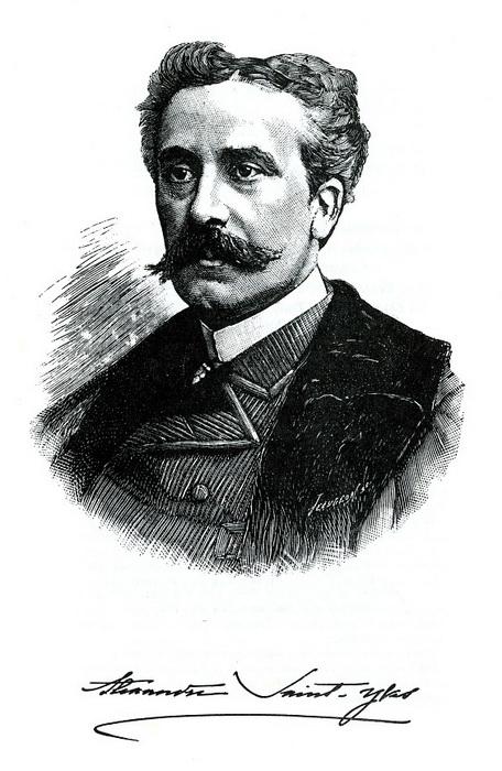Александр Сент-Ив д'Альвейдр
