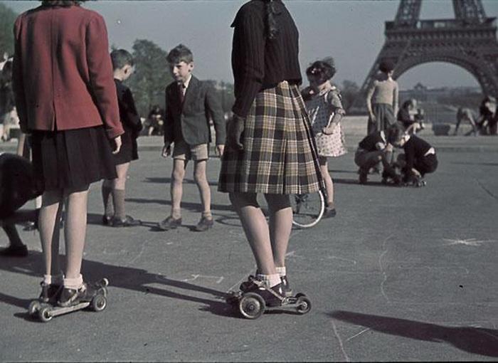 Фото сороковых годов