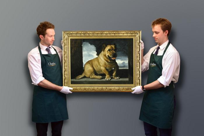 В 2018 году была обнаружена не известная ранее картина Гверчино