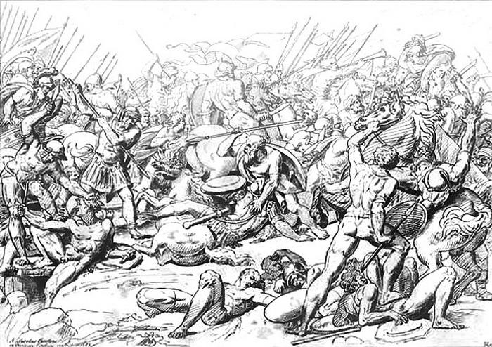 Пелопоннесская война завершилась в 404 году до н.э. победой Спарты и разгромом Афин