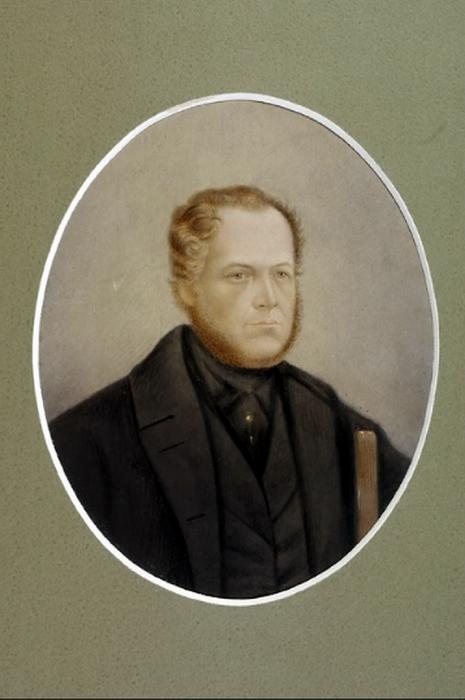 Лев Сергеевич Пушкин. Неизвестный художник