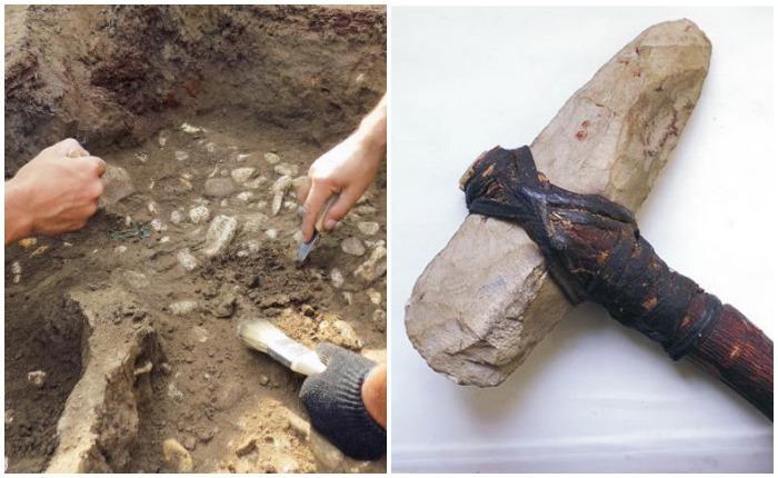 Зачастую камень признается орудием времен палеолита на основании косвенных признаков. Четких критериев нет