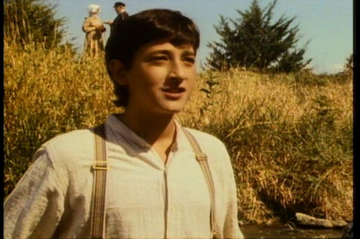 Из фильма «Наконец дома»