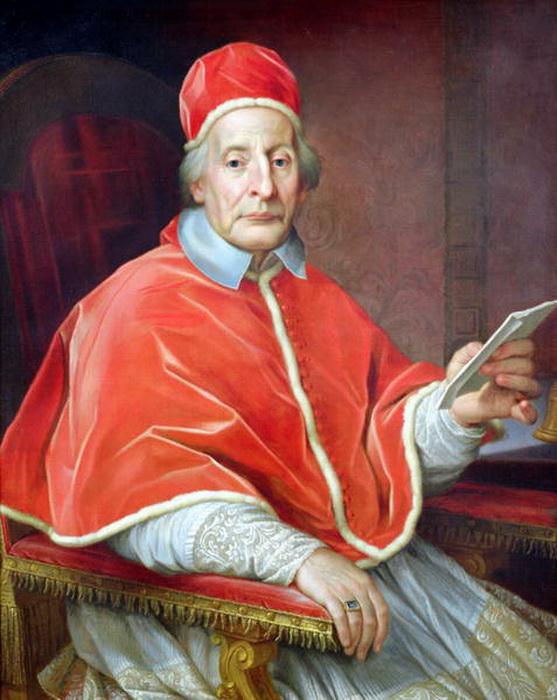 Папа Климент XII