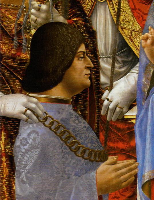 Лодовико Сфорца, герцог Милана и зять Изабеллы