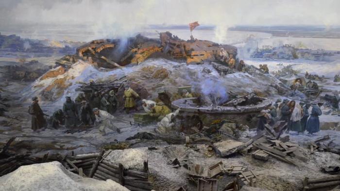 Фрагмент панорамы