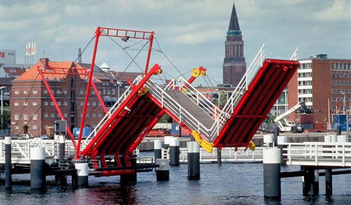 Мост Хорнбрюкке