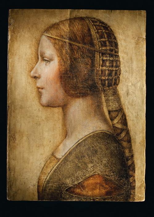 Кого изобразил на рисунке Леонардо?