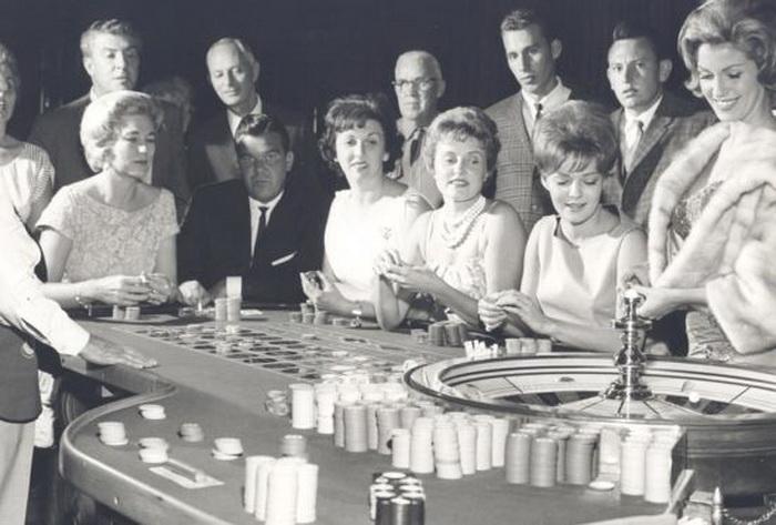Игра в рулетку в США