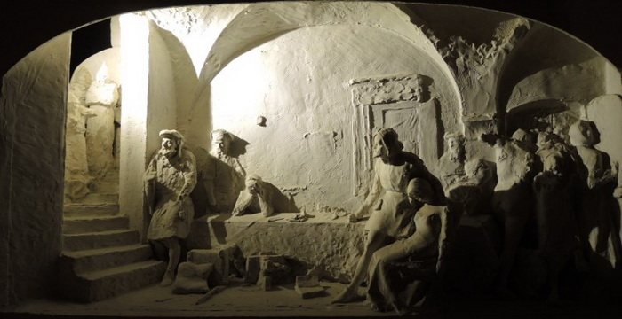 М. Антокольский. «Нападение инквизиции»