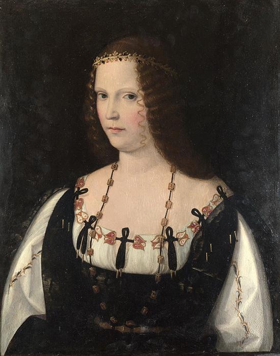 Знаменитая Лукреция Борджиа не пользовалась расположением Изабеллы