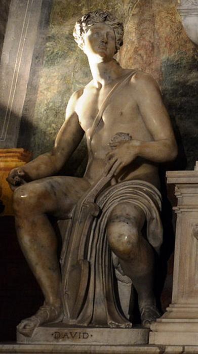 Скульптура работы Бартоломео Амманнати