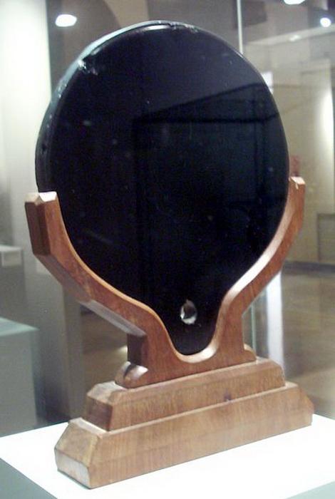 Зеркало из обсидиана