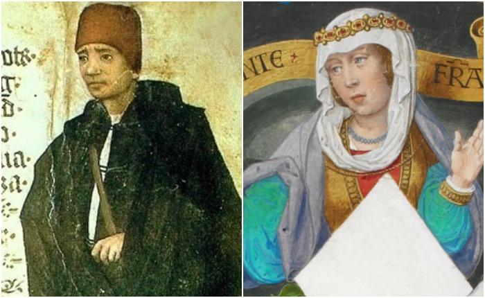 Король Энрике IV и Хуана Бельтранеха, его дочь