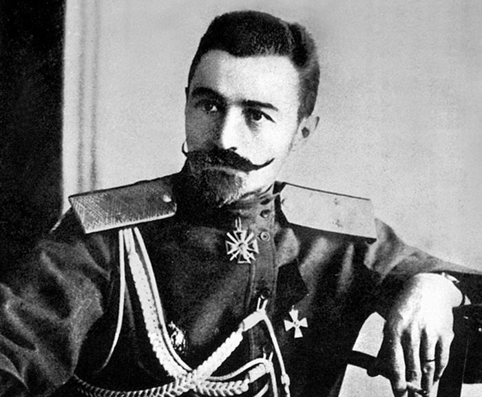 Генерал С.Л. Марков