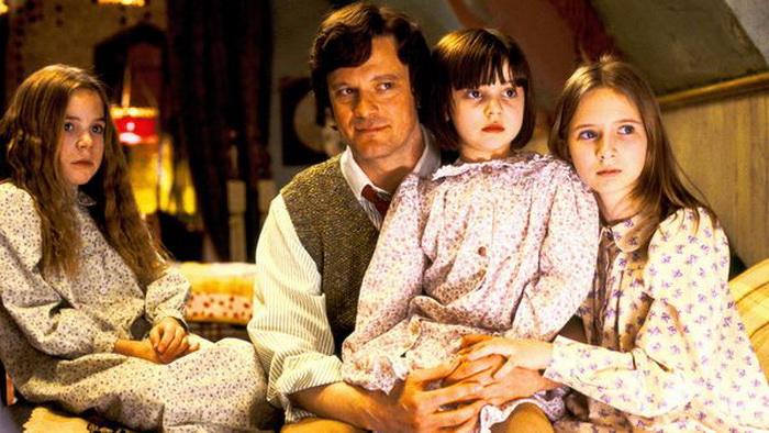 В фильме «Моя ужасная няня» Ферт сыграл отца семейства. Источник: eyeforfilm.co.uk