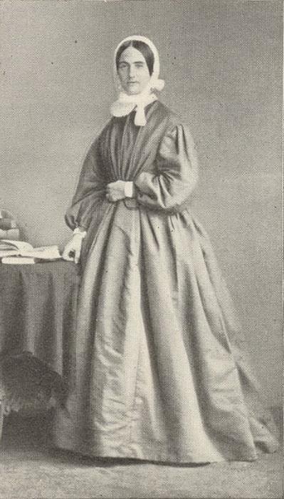 Элизабет Феррард