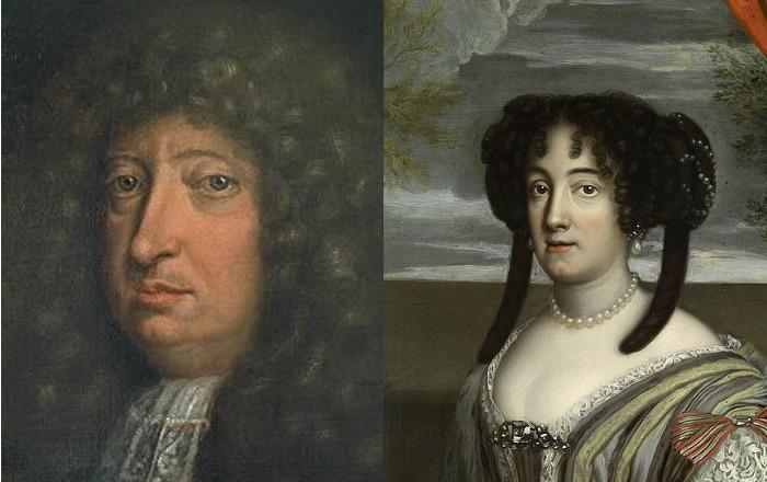 Родители Софии Доротеи - герцог Брауншвейг-Люнебургский и Элеонора де Ольбрез
