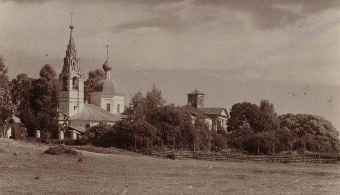 Утраченная усадьба Григорьевское