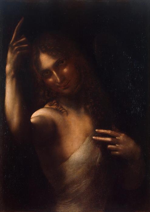 Последователь Леонардо да Винчи. Ангел