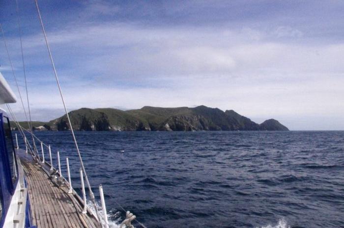 Остров Разочарования - один из группы Оклендских островов