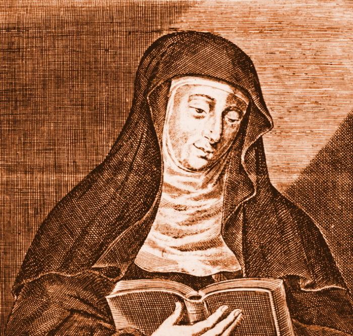 Уже при жизни Хильдегарда Бингенская почиталась как святая