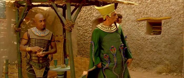 Кадр из фильма «Астерикс и Обеликс: Миссия «Клеопатра»